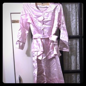 American Girl satin pajamas